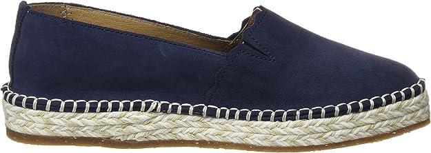 El Naturalista Womens N5340 Lux Suede Ocean//Marine Loafer Flat