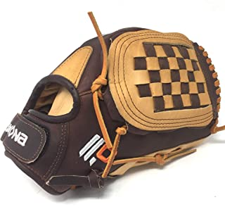 product image for Nokona Alpha Tan Supersoft AmericanKip Fastpitch Softball Glove 12.5 Right Hand Throw