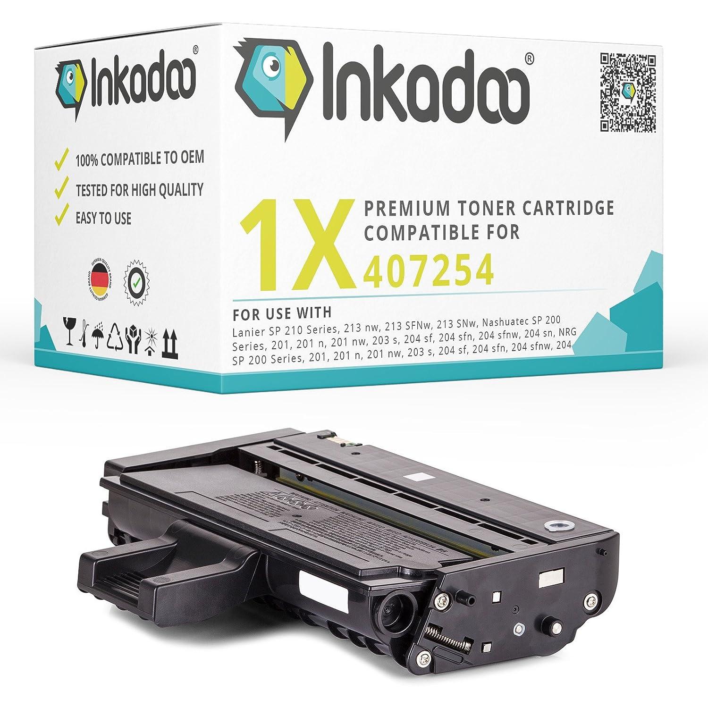 Inka Doo® Cartucho compatible con RICOH SP 220 SF sustituye a ...