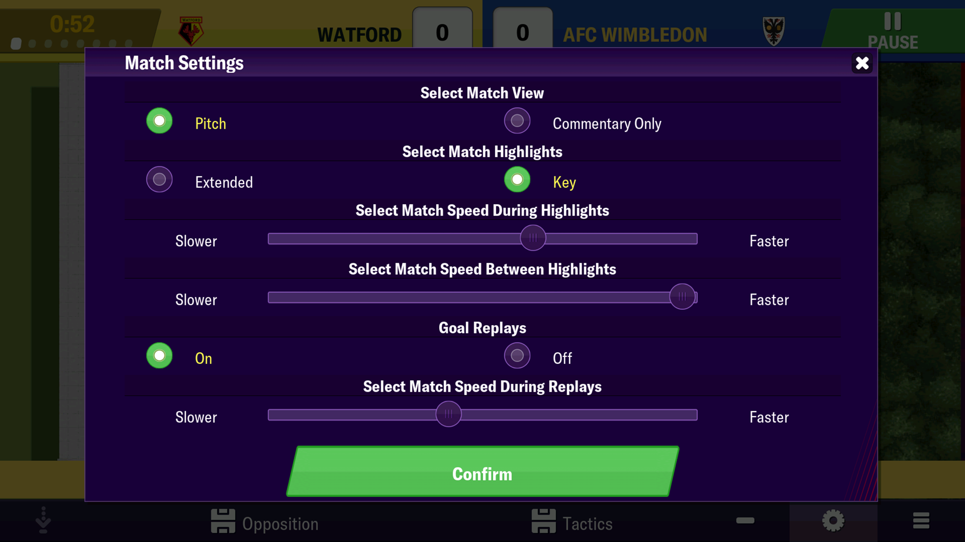 Football Manager 2019 Mobile: Amazon ca: Appstore for Android