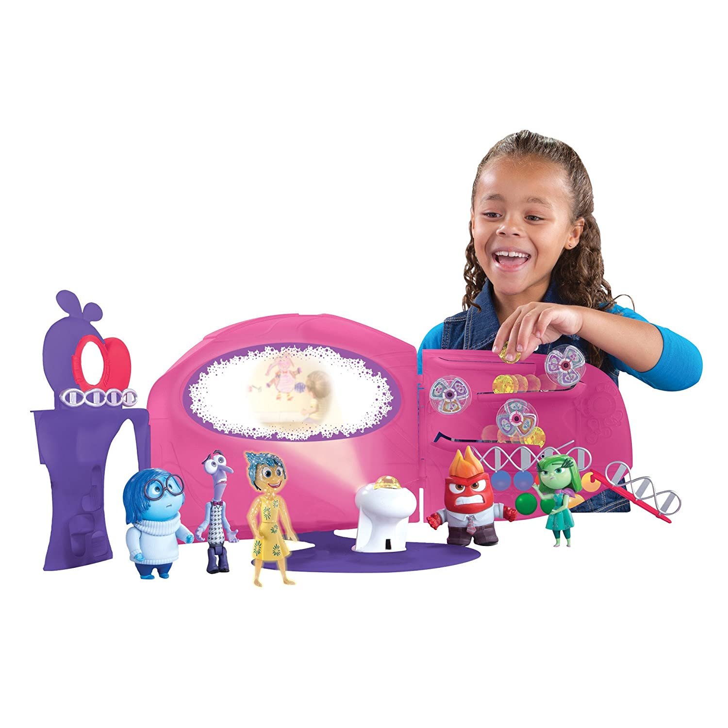 Inside Out Headquarters Playset L61117
