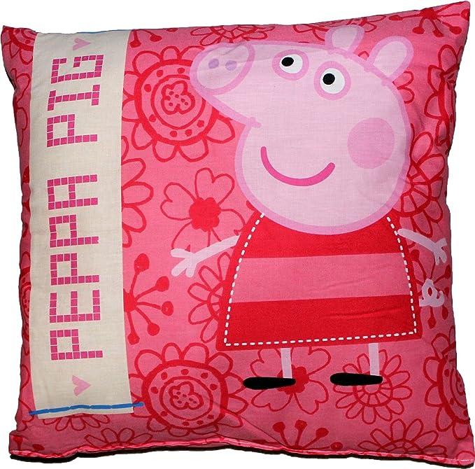 Amazon.com: Peppa Pig Panel cojín por BestTrend: Home & Kitchen