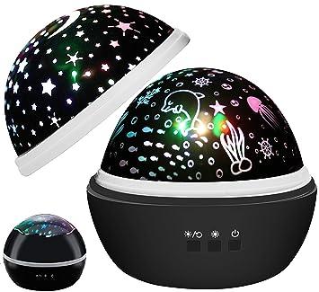 1 13 Jahrige Geschenk Sternenhimmel Projektor Ozean Lampe Projektor