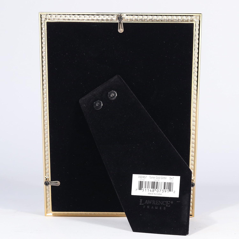 Amazon.com - Lawrence Frames Lawrence Royal Designs 5x7 Turner Gold ...
