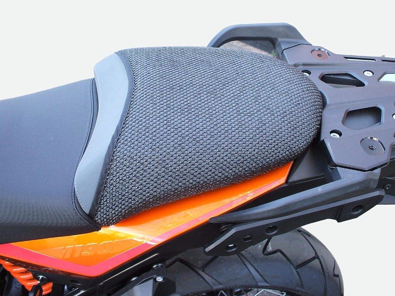 2013-2016 Triboseat Coprisella Passeggero Antiscivolo Nero Compatibile Con KTM 1190 Adventure