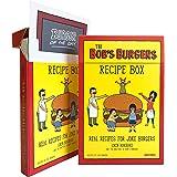The Bob's Burgers Recipe Box: Real Recipes for Joke Burgers (UNIVERSE)