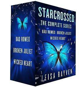 Starcrossed, the Complete Series: Bad Romeo; Broken Juliet; Wicked Heart (The Starcrossed Series)