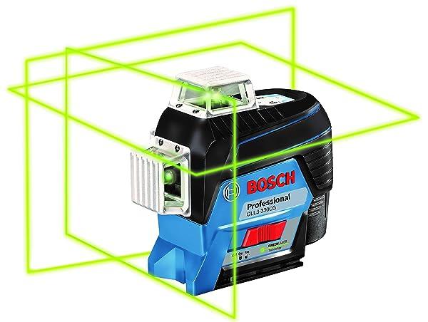 Bosch GLL3-330CG 360-Degree Green Beam Laser Level