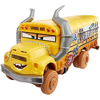 Disney Pixar Cars 3 Crazy 8 Crashers Miss Fritter Vehicle: Toys & Games