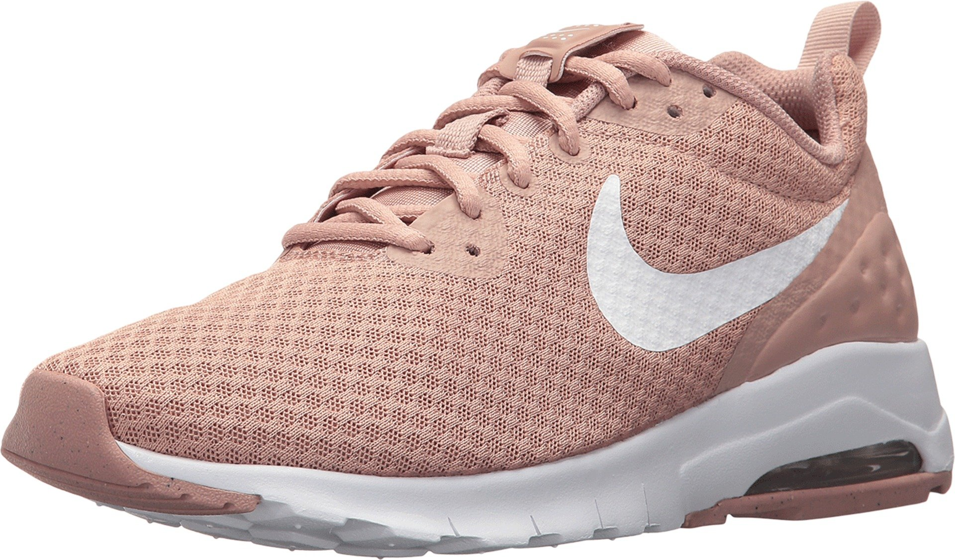 bfcd595c9a Galleon - NIKE Women's Air Max Motion LW Running Shoe, Particle Pink/White,  9 B US