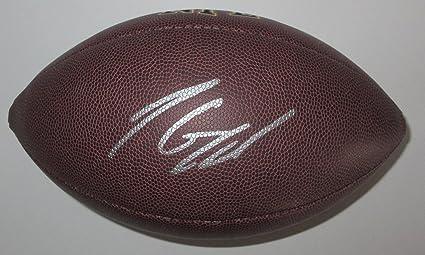 090a07d8e Jimmy Garoppolo Autographed Wilson NFL Football W PROOF