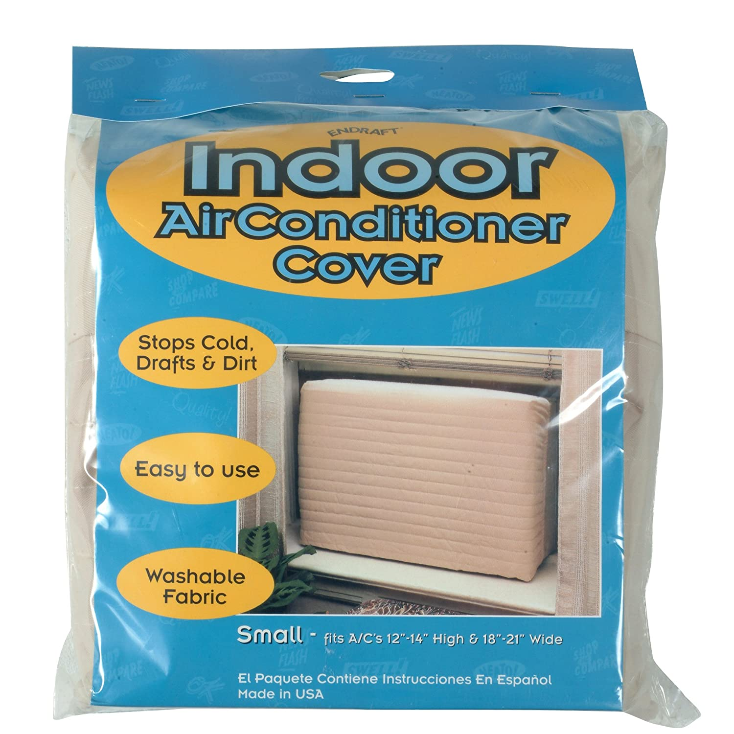 Whirlpool 4392939 Air Conditioner Indoor Cover. Small