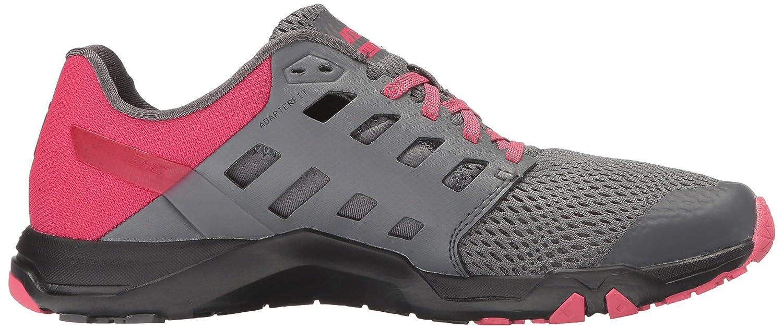 Inov-8 Women's All Train 215 Cross-Trainer Shoe Grey/Pink/Black B01G50N3B6 5.5 D US|Dark Grey/Pink/Black Shoe dba1be