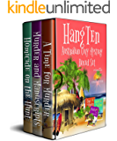 Hang Ten Australian Cozy Mystery Boxed Set: Books 4 - 6