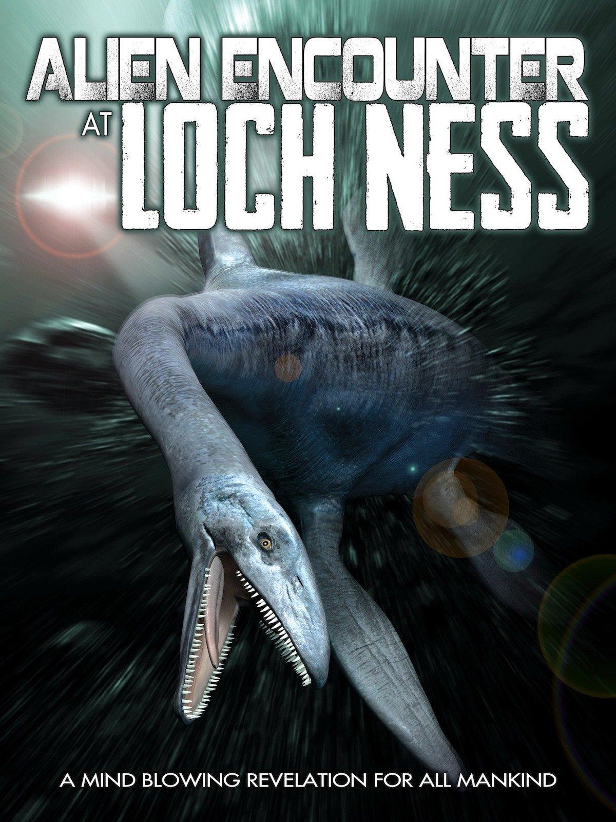 Alien Encounters at Loch Ness