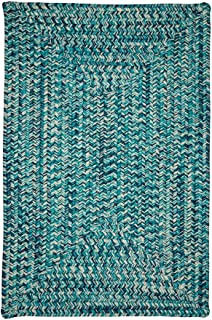 product image for Catalina Rugs, 7' x 9', Blue Lagoon