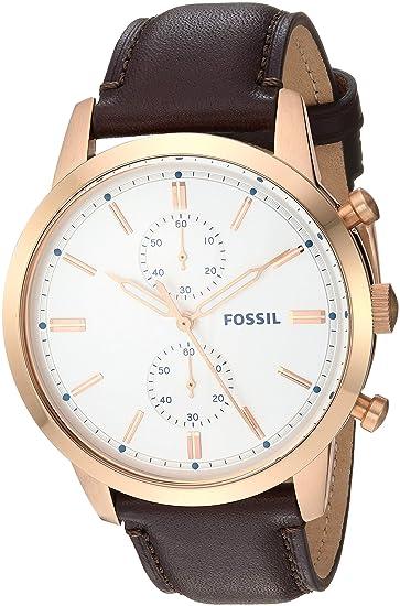 340333ed9d5c Fossil FS5468 Reloj para Hombre