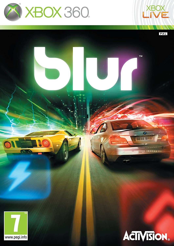 Activision Blur - Juego (Xbox 360, Racing, E10 + (Everyone 10 + ...
