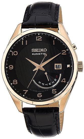 Seiko Kinetic Hombre Reloj de Pulsera SRN054P1