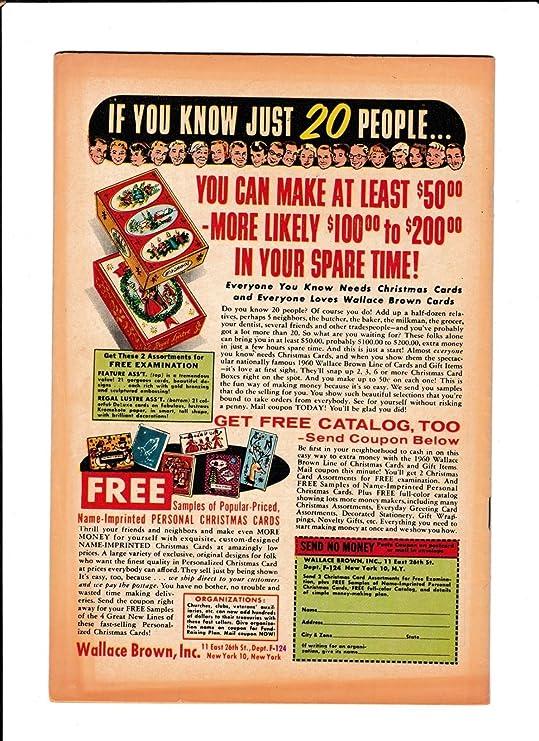 Amazon com: ROMANTIC STORY #52 [1960 VG]