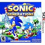 Sonic Generations - Nintendo 3DS Standard Edition