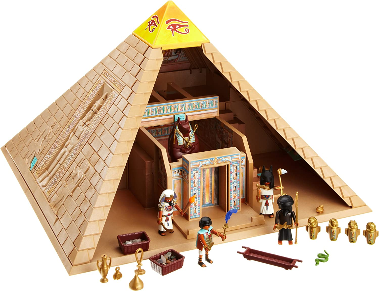 PLAYMOBIL - Faraones Pirámide (4240)