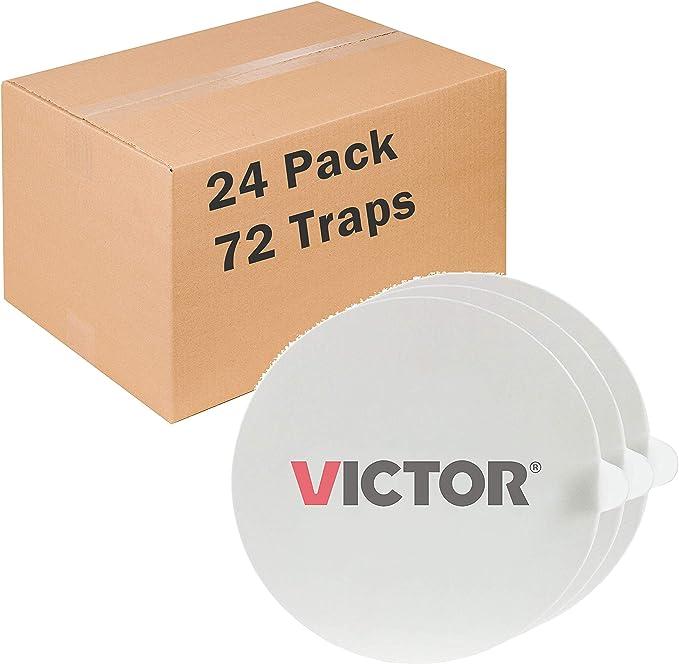 3 Per Pack Victor M231 Ultimate Flea Trap Refills Non Toxic Odorless
