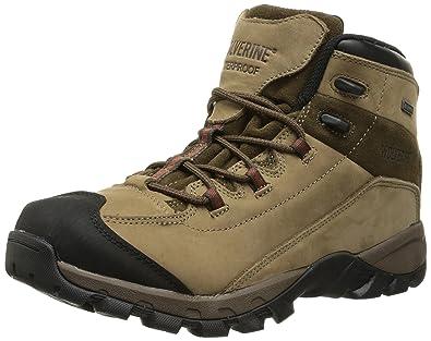 Men's Black Ledge LX Mid-Cut Hiker Shoe