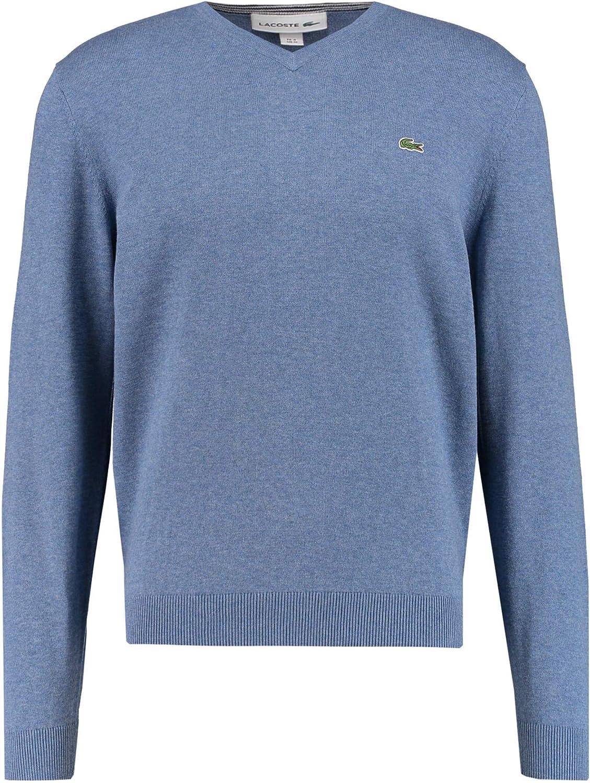 Pullover Lacoste AH9912 Blu