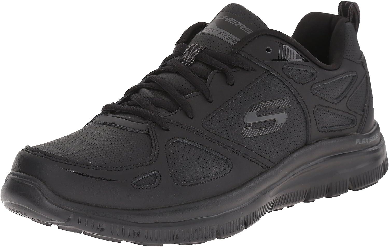 Skechers Flex Advantage 51461-bbk, Zapatillas para Hombre