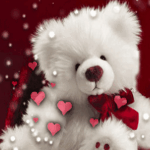 Loving teddy bear live wallpaper amazon appstore for android voltagebd Gallery