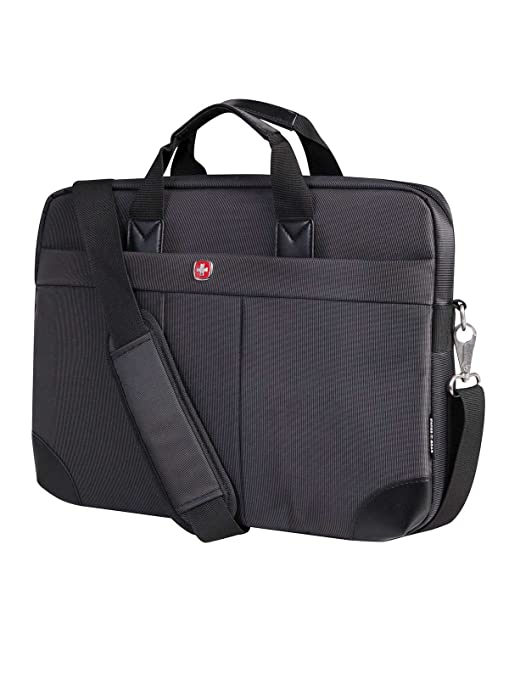 108510e9f8 Swiss Gear International Carry-On Size Notebook Bag - Holds Up to 15.6-Inch  Laptop