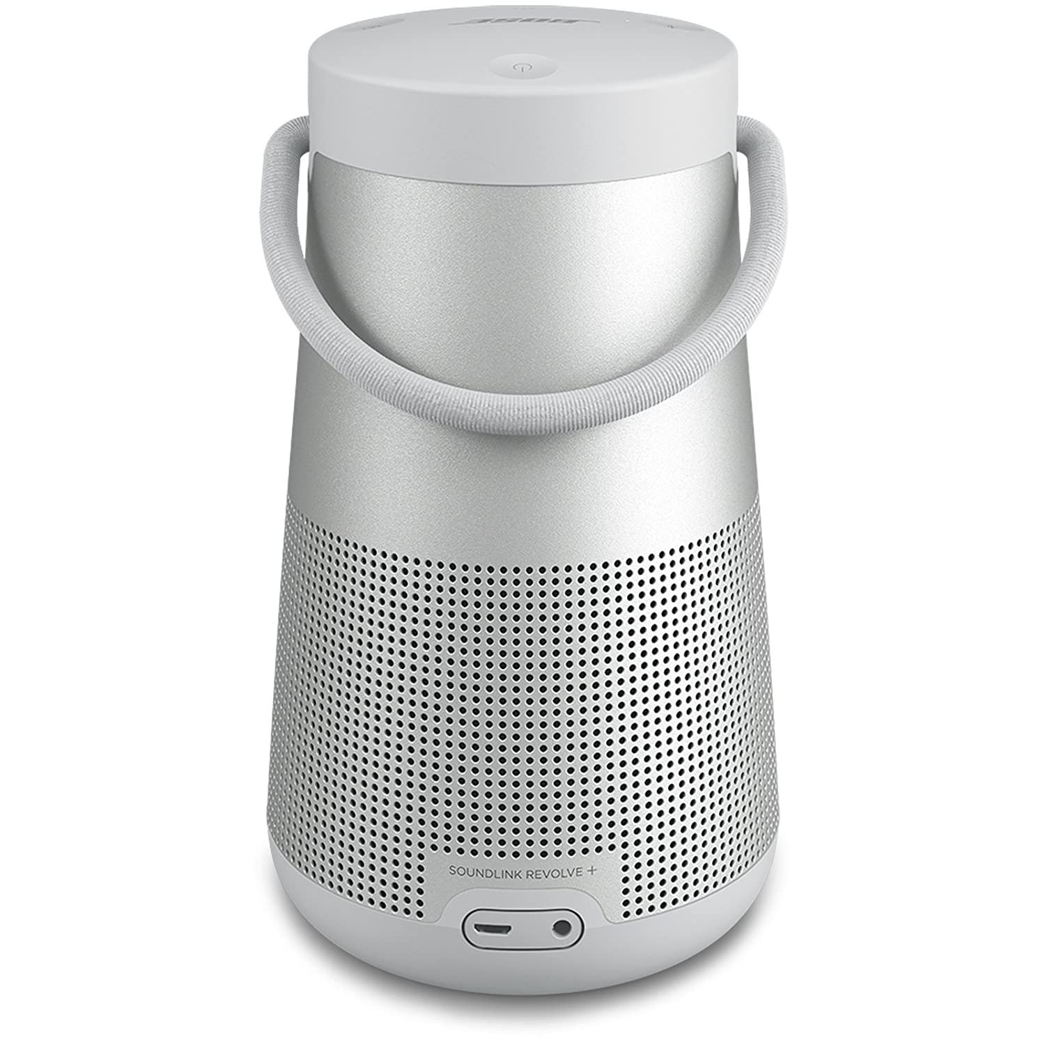 Bose SoundLink Revolve Portable Speaker In Lux Gray