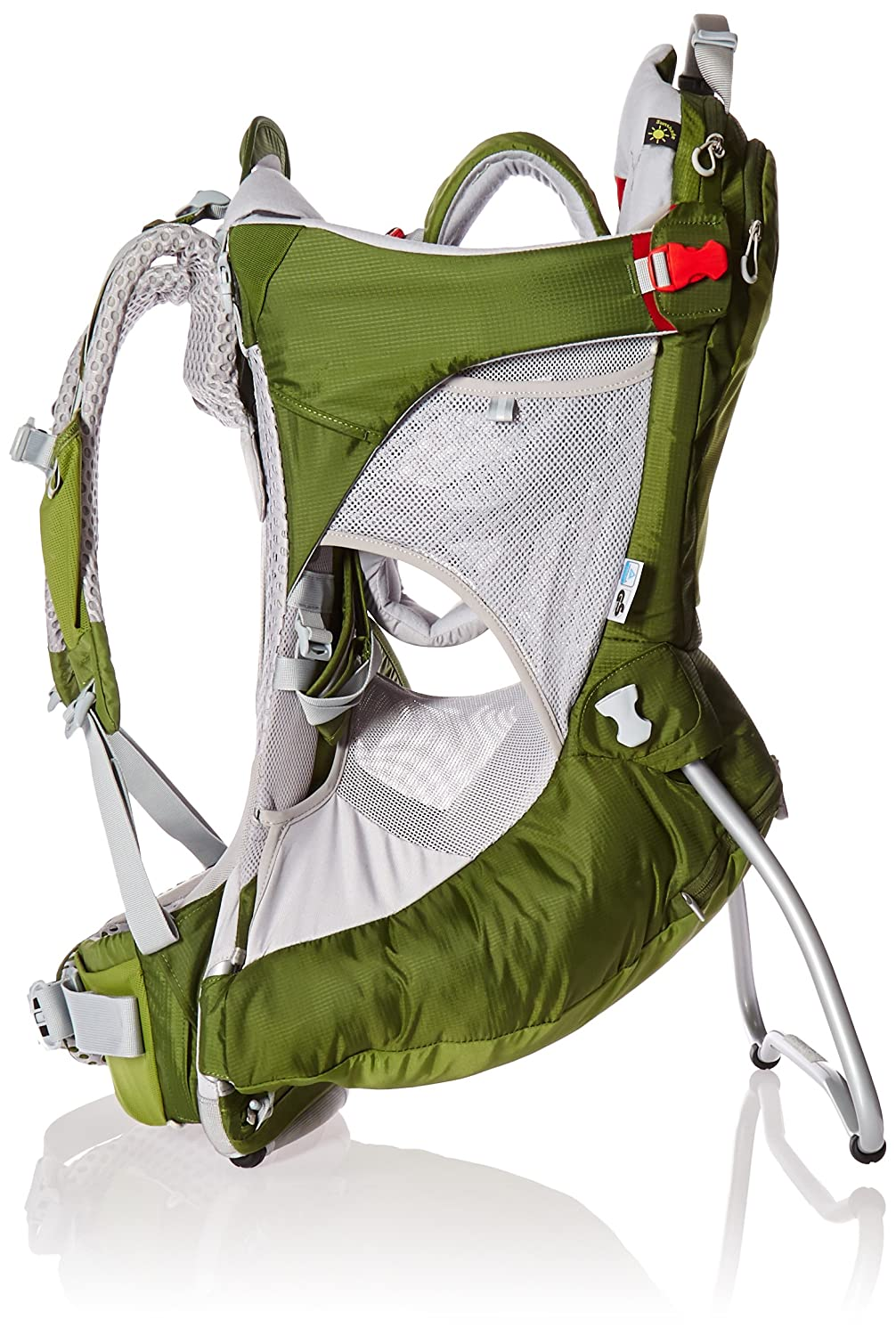 Osprey Packs Poco AG Child Carrier, Ivy Green