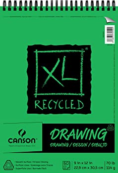 Canson Recycled Drawing Paper For Prismacolor Pencils