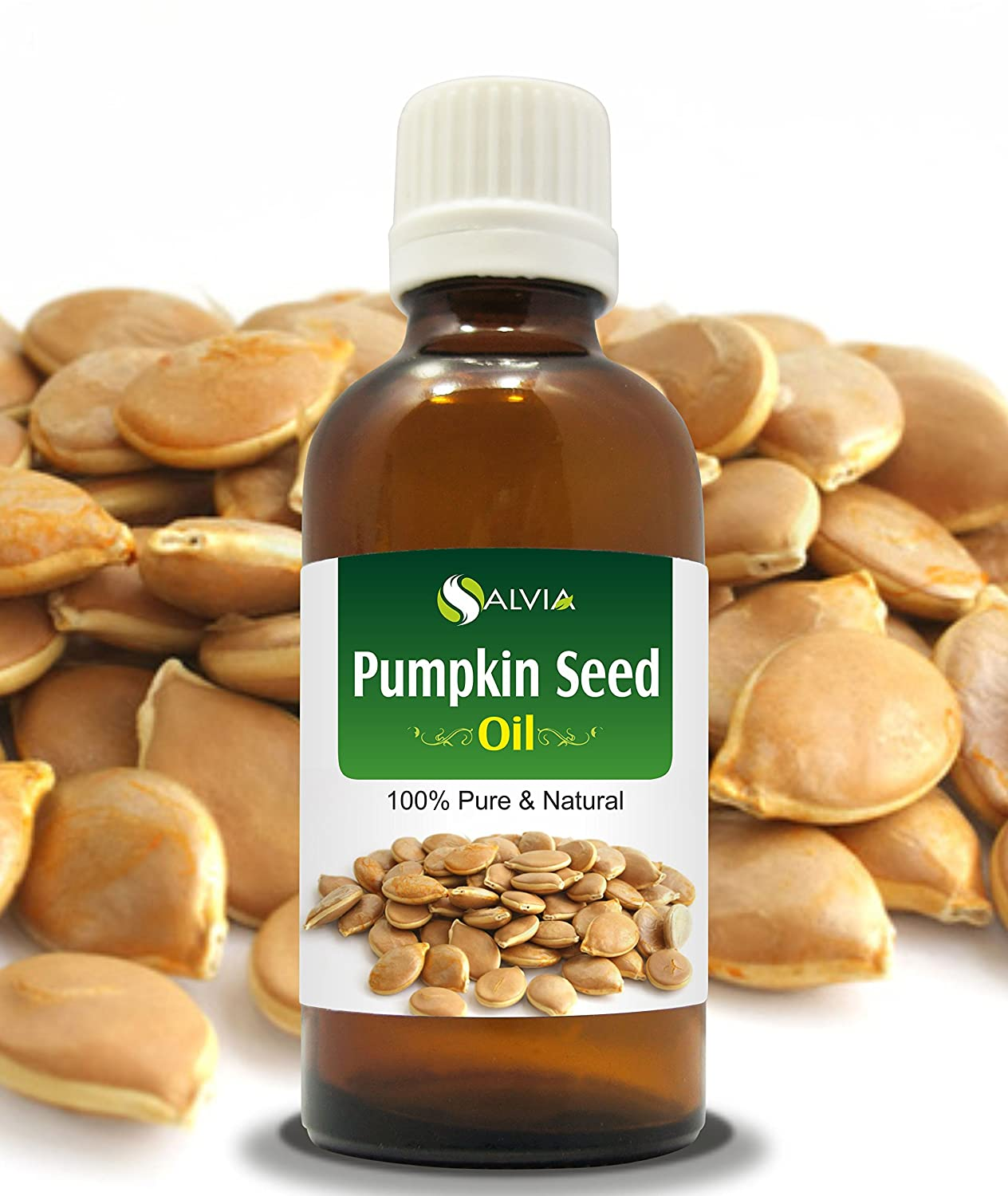 PUMPKIN SEED OIL 100% NATURAL PURE UNDILUTED UNCUT CARRIER OILS 15ML Salvia