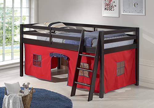 Alaterre Roxy Pine Twin Junior Loft Bed