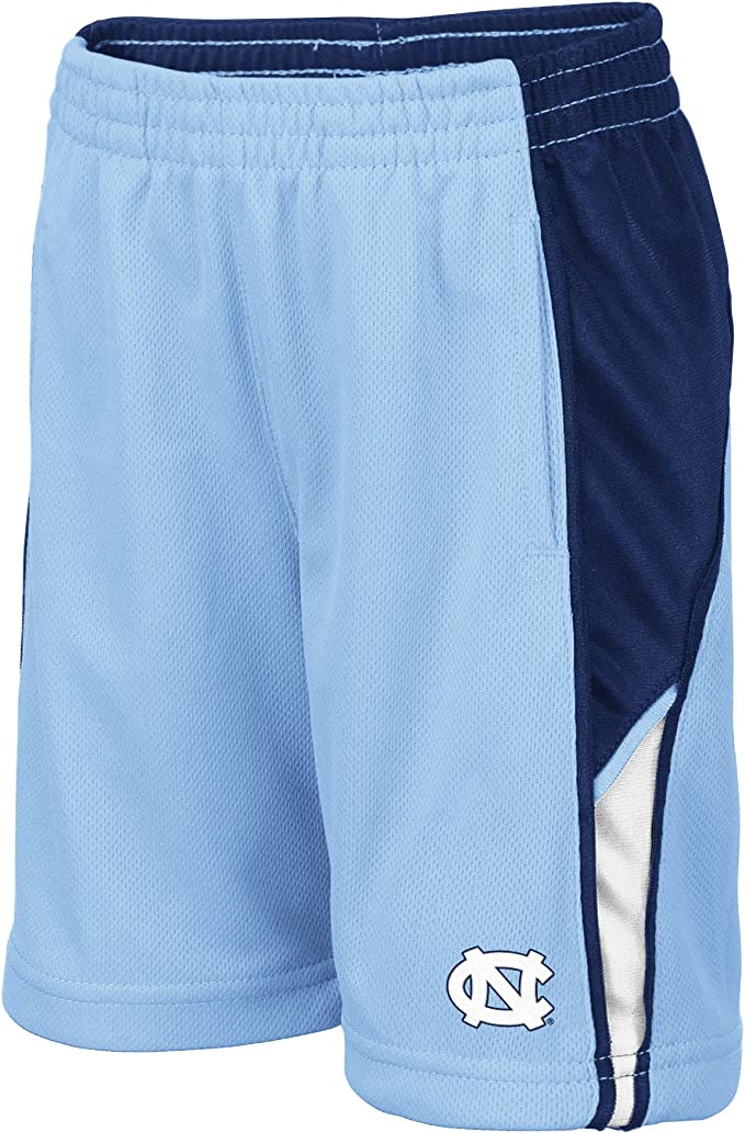 Colosseum North Carolina Tar Heels NCAA Toddler Duncan Shorts