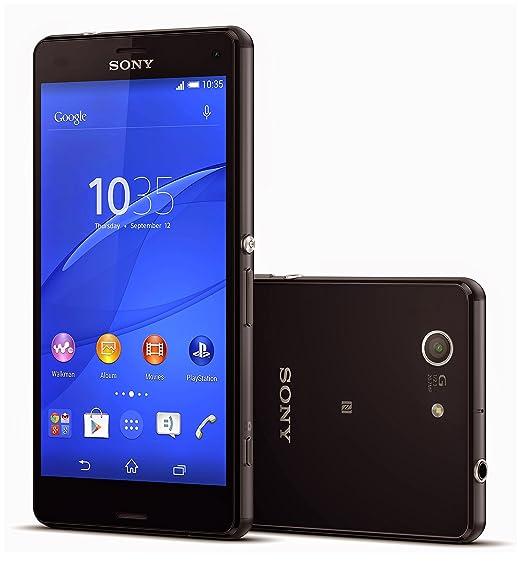 Amazon.com: Sony Z3 Compact – Unlocked – Empaquetado al por ...