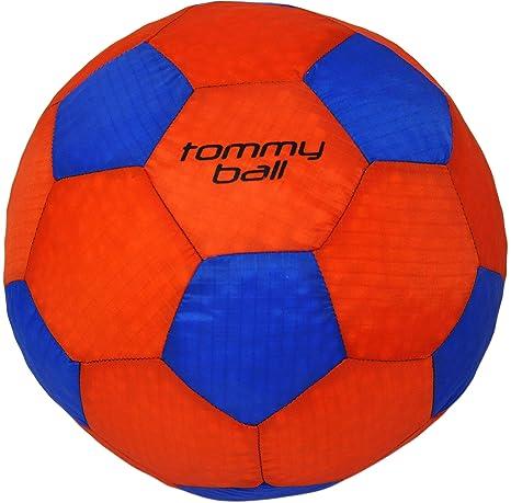 TommyBall Balón de fútbol Ligero para Interiores y niños (Tipo de ...
