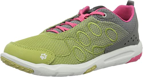 Jack Wolfskin Damen Monterey Ride Low W Outdoor Fitnessschuhe