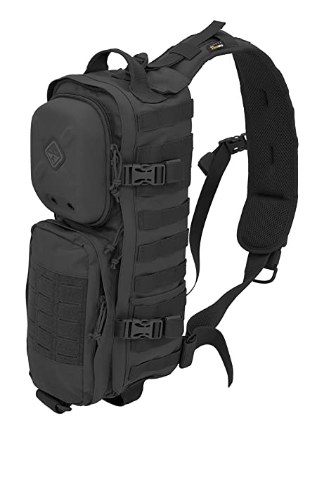 e74fa1471dcc Amazon.com   HAZARD 4 Plan-B(TM)  17 go-Bag Thermo-Cap Sling - Black ...