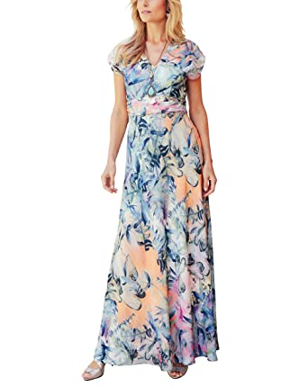 9e3df25efd JD Williams Womens Joanna Hope Print Maxi Dress  Amazon.co.uk  Clothing