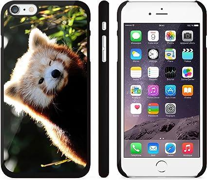 PTP - Coque pour iPhone 6 Plus Panda Roux: Amazon.fr: Cuisine & Maison
