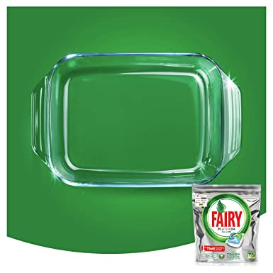 Fairy - Platinum Todo en Uno Lavavajillas 120 Tablets (5x24 pack ...