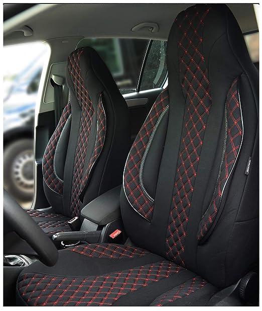 Maß Sitzbezüge Kompatibel Mit Mercedes Gla X156 Fahrer Beifahrer Ab 2014 2019 Farbnummer Pl402 Baby