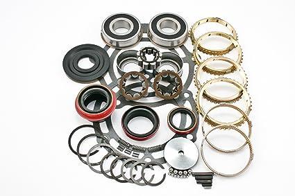 Amazon com: Dodge NV3500 transmission rebuild kit with rings: Automotive