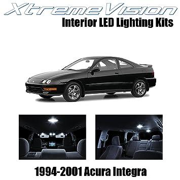 Amazon Com Xtremevision Acura Integra 1994 2001 6 Pieces Pure