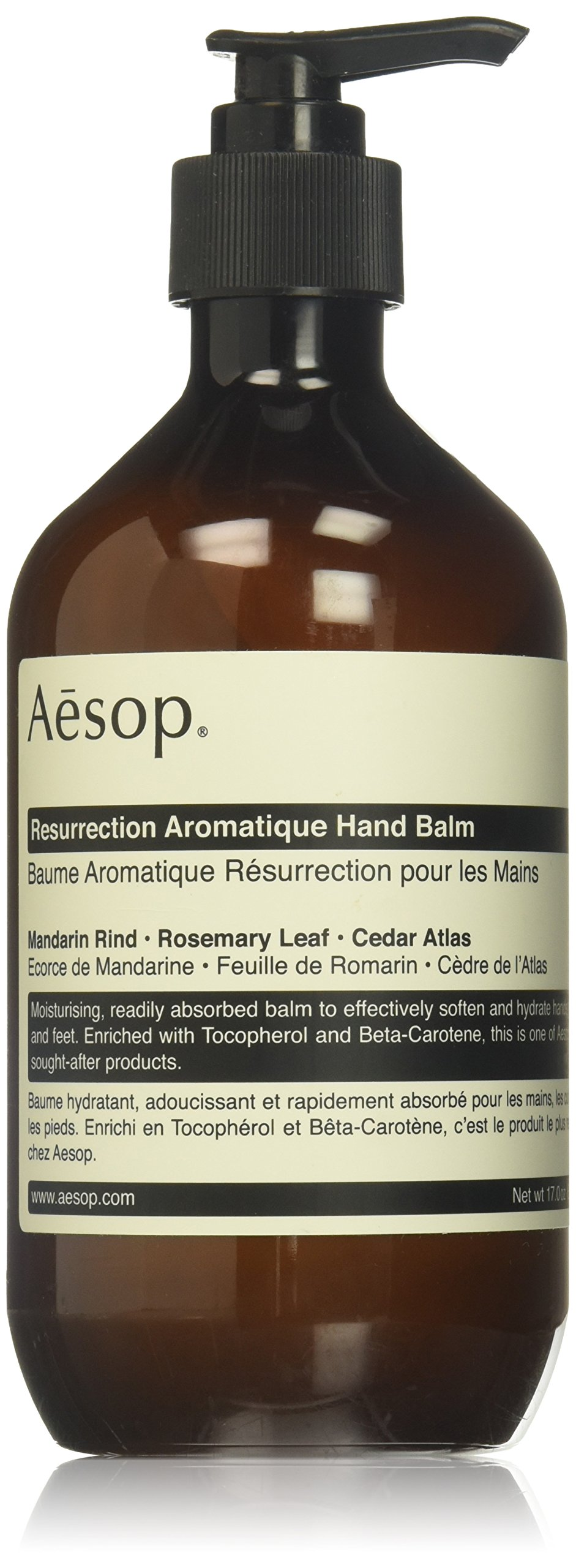 Aesop Resurrection Aromatique Hand Balm, 16.67 Ounce