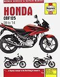 Honda CBF125 2009 -20 14 (Haynes Service and Repair Manuals)